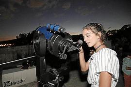 Sternschnuppenregen am Wochenende über Mallorca