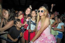 Paris Hilton hat ein Herz für Menschen in Not