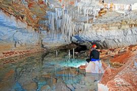 Mehr Schutz für Mallorcas schönste Unterwasserhöhle