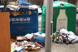 Bürgermeister entschuldigt sich: Palma wird sauberer