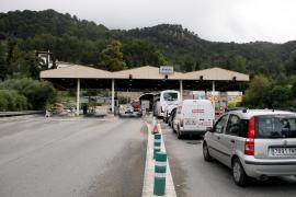 Sóller-Tunnel: Freie Fahrt könnte sich verzögern