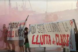 Protestaktionen irritieren erste Mallorca-Urlauber