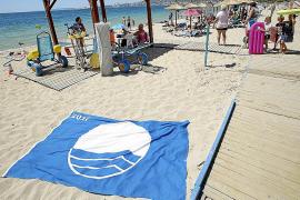 Erst zum Saisonstart war Can Pere Antoni mit der Blauen Flagge ausgezeichnet worden