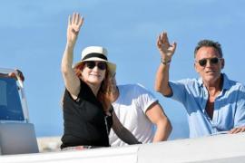 """""""The Boss"""" urlaubt auf Ibiza"""