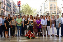 Deutsche Frau ist das 16. Terroropfer von Barcelona