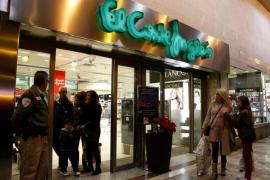 Warenhauskette El Corte Inglés baut Gewinn aus