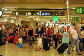 Immer neue Rekorde am Flughafen auf Mallorca