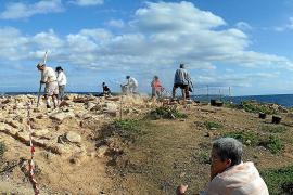 Der Beachclub der Phönizier