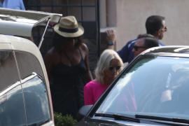 """Michelle Obama sagt Mallorca """"Adiós"""""""