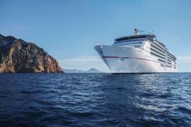 """Die """"Europa 2"""" ist seit Mai 2013 auf den Weltmeeren unterwegs. Mallorca steuert sie erst wieder im kommenden Jahr an, am 24. Jun"""