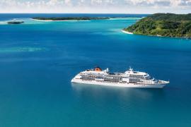 """Auf der """"Europa"""" kann man seit 1999 Luxusurlaub machen. Das Schiff kommt am 10. November wieder nach Palma."""