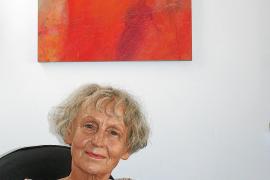 Ausstellung von Dorothee Schäfer in Santanyi