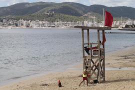Schmutzwasser: Stadt Palma sperrt drei Strände