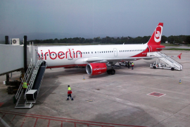 """""""Wilder Streik"""" bei Air Berlin – auch auf Mallorca"""