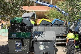 5500 neue Müllcontainer für Palma
