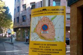 Autofreier Tag: blaue Parkzonen am 22.9. tabu