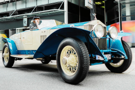 """Rolls-Royce als Highlight der """"Mallorca Classic Week"""""""