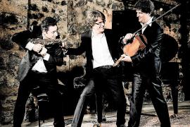 Ensemble Fratres Trio gastiert in Ses Salines