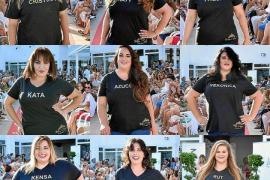 Neun Frauen wollen Miss Curvy Spanien werden
