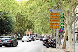 Am Freitag gilt in Palma großes Parkverbot