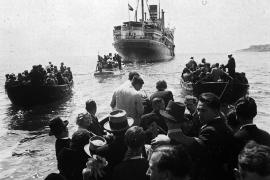 Schon 1936 wählten die Mallorca-Deutschen mit