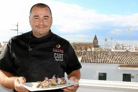 Schwört auf Paprikapulver von der Insel: Miquel Calent vom Restaurant Molí des Torrent in Santa Maria