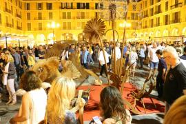 """""""Pronto"""" und """"potente"""": Tausende bei Palmas Nacht der Kunst"""