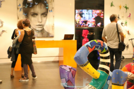 50 Galerien und Kunstmuseen beteiligten sich an der Kunstnacht.