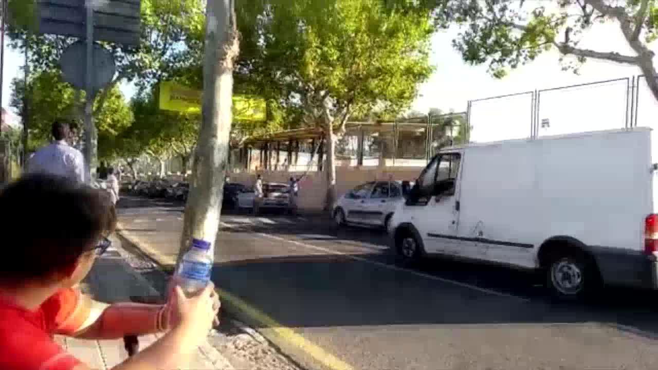 Ärger um Straßentransparent auf Mallorca