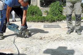 Noch keine Spur von dem anonymen Grab