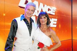 """Mit Christine Neubauer nahm Gedeon Burkhard an der Show """"Dance Dance Dance"""" teil, die in diesen Wochen ausgestrahlt wird."""