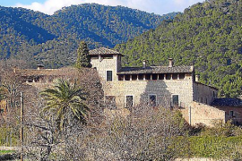 Das Landgut Son Torrella liegt bei Santa Maria am Fußes des Tramuntana-Gebirges.
