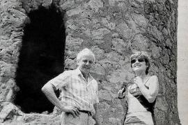 Wie Petra Kelly auf Mallorca für grüne Politik warb