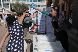 Protestaktion: Kampf um den letzten Fisch