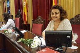Blumen im Balearen-Parlament – Generalstreik in Katalonien