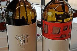 """""""Premier Vin"""" und """"Grand Vin"""" 2015."""