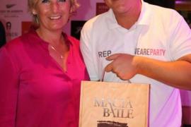 Cameron und Roth gewinnen MM-Golftrophy