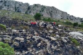 Pilot stirbt bei Flugzeugabsturz am Puig de Massanella