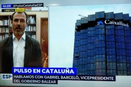 Barceló ruft zum Dialog über Katalonien auf