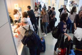 Fluglotsenstreik in Frankreich beeinträchtigt Mallorca