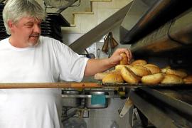 Unser täglich' Brot back uns heute