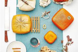 Da läuft einem das Wasser im Mund zusammen: Für die Werbung wurden Sobrassada und Mahón-Käse ansprechend arrangiert.