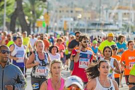 Am Sonntag in Palma: 9000 Läufer aus 49 Ländern