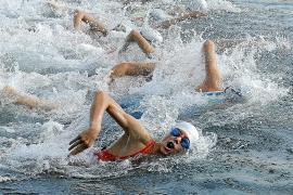 1000 Triathleten fighten auf Mallorca