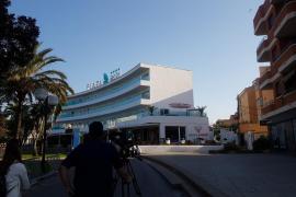 Drei Verletzte bei Hotelbrand in Santa Ponça