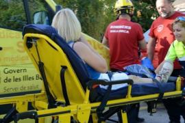 Deutsche Wanderin nach Beinbruch gerettet