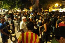Wieder Tausende Katalanen auf den Straßen