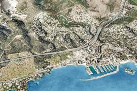 Calvià will Öko-Tunnel für die zu laute Autobahn