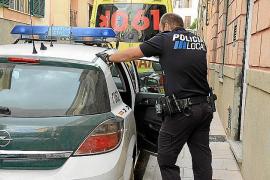 Deutscher Ehemann in Andratx festgenommen