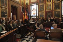 Keine guten Noten für Palmas Rathausführung